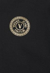 Versace Jeans Couture - Zip-up sweatshirt - nero/oro - 8