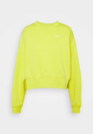 CREW TREND - Sweatshirt - high voltage/(white)