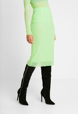 ENUTOPIA SKIRT - Pencil skirt - paradise green