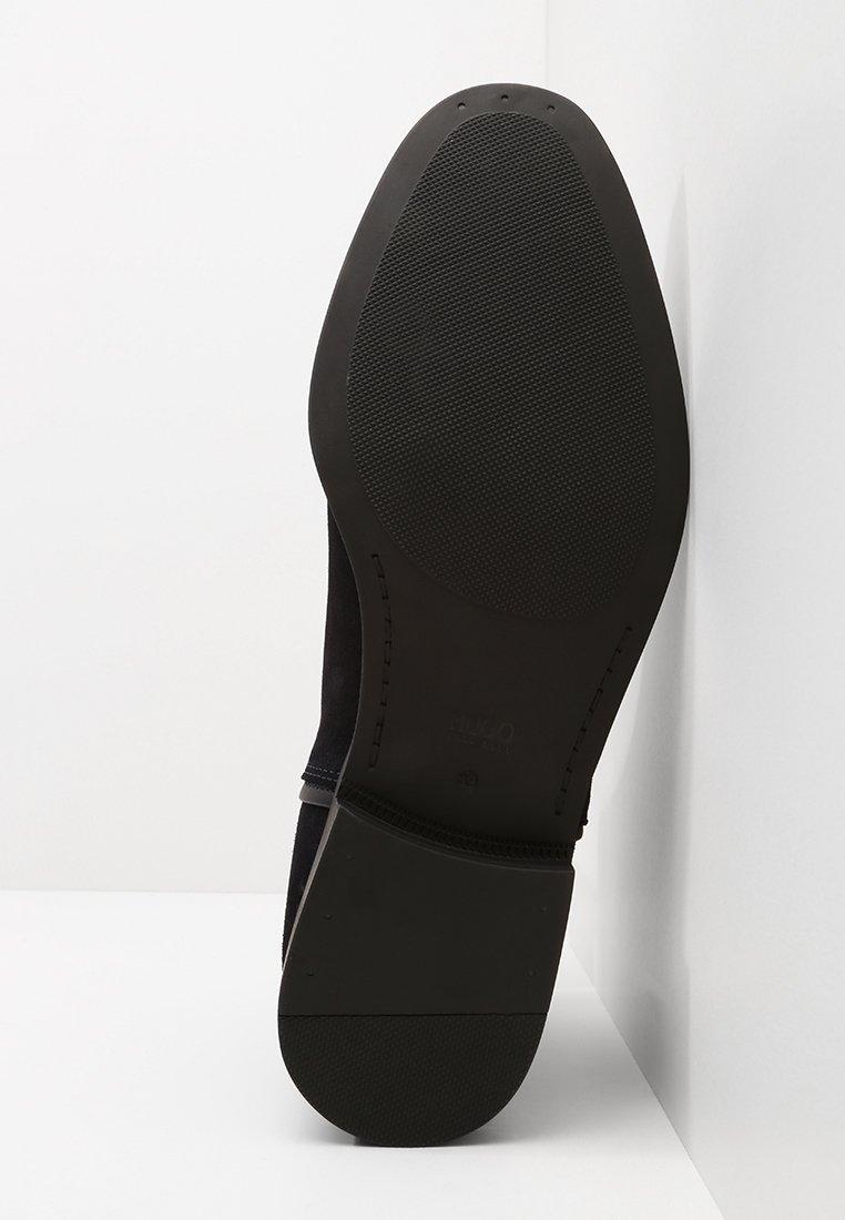 Hugo Boheme - Støvletter Dark Blue