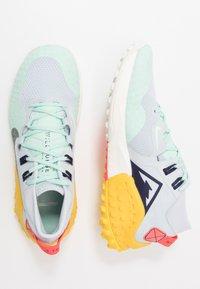 Nike Performance - WILDHORSE 6 - Trail running shoes - aura/blackened blue/mint/speed yellow/laser crimson/sail - 1