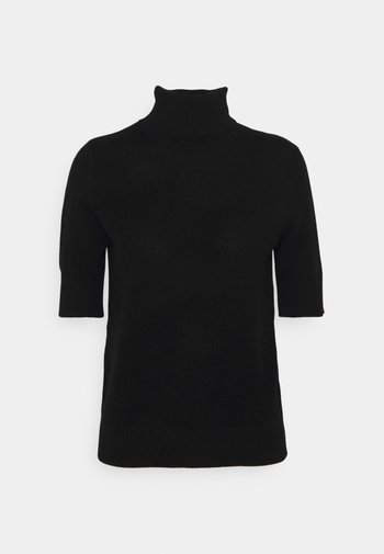 TURTLENECK SHORTSLEEVE