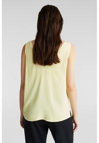 Esprit - CORE - Blouse - lime yellow - 2