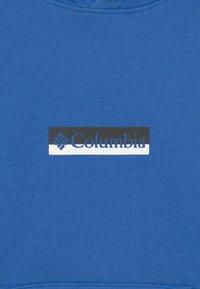 Columbia - PARKHOODIE UNISEX - Hoodie - harbor blue - 2
