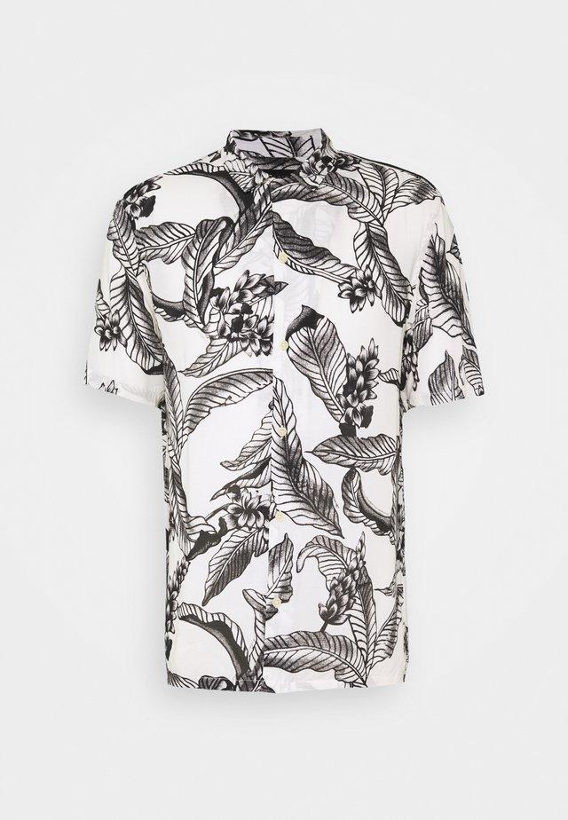KAHUNA - Camisa - ecru