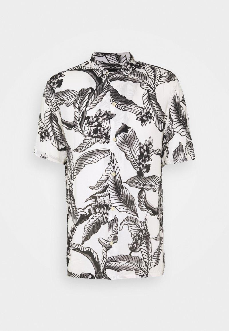 AllSaints - KAHUNA - Shirt - ecru