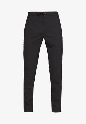PANTALON DE VILLE - Trousers - noir