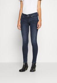 Marc O'Polo - SKARA - Jeans Skinny Fit - authentic deep ink denim - 0
