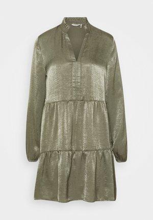 GOYA TUNIC  - Denní šaty - olive night