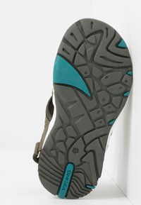 Viking - THRILL - Walking sandals - olive/huntinggreen - 5