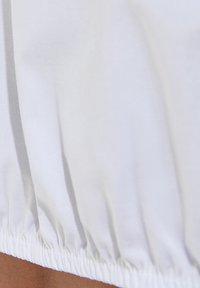 Bershka - Paitamekko - white - 4