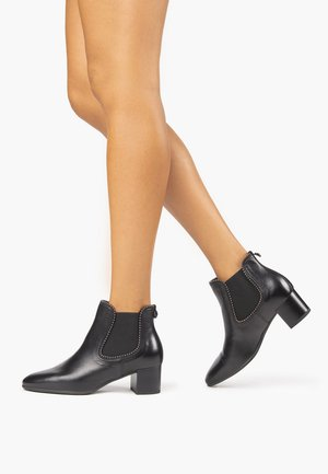 Kotníková obuv - nero