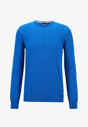 AMIOX - Sweater - blue