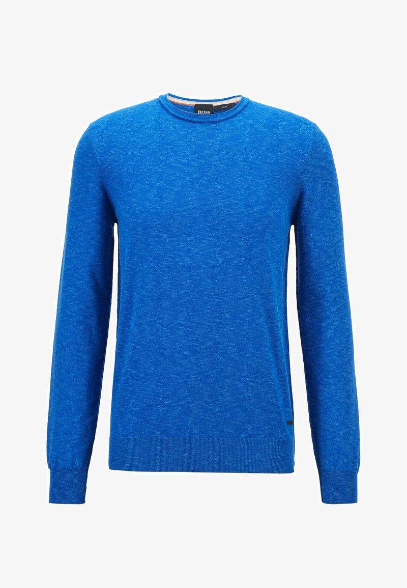 BOSS - AMIOX - Sweatshirt - blue