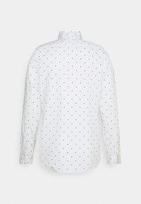 Lacoste - Shirt - white/navy blue - 1
