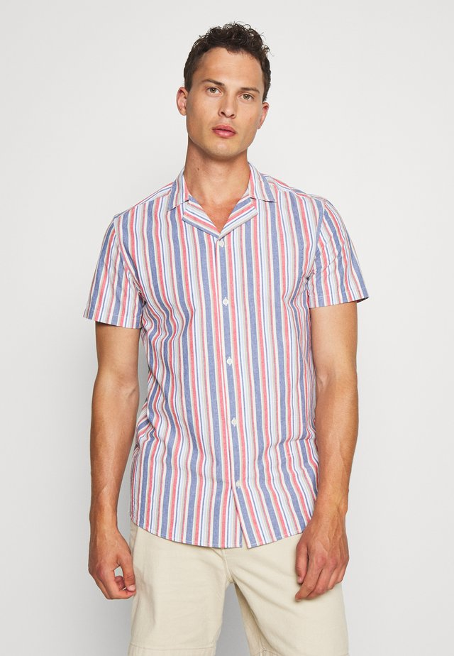 BRANDO CUBA STRIPE - Shirt - multi-coloured