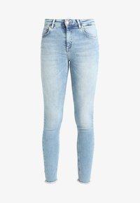 ONLY - Skinny džíny -  blue denim - 3