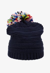 GAP - POM HAT - Čepice - navy uniform - 1