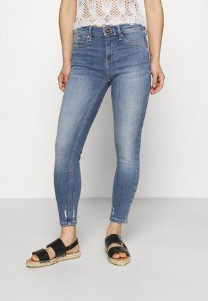 Skinny džíny - denim medium