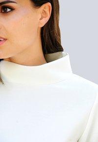 Alba Moda - Long sleeved top - off-white - 4