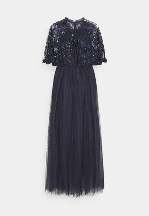 RIBBON BODICE DRESS - Společenské šaty - sapphire sky