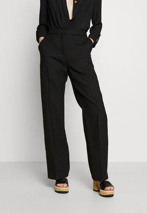 LEA - Pantalones - black