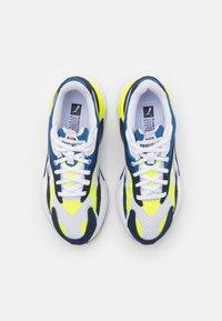 Puma - TWILL AIRMESH - Sneakers basse - white/peacoat - 3