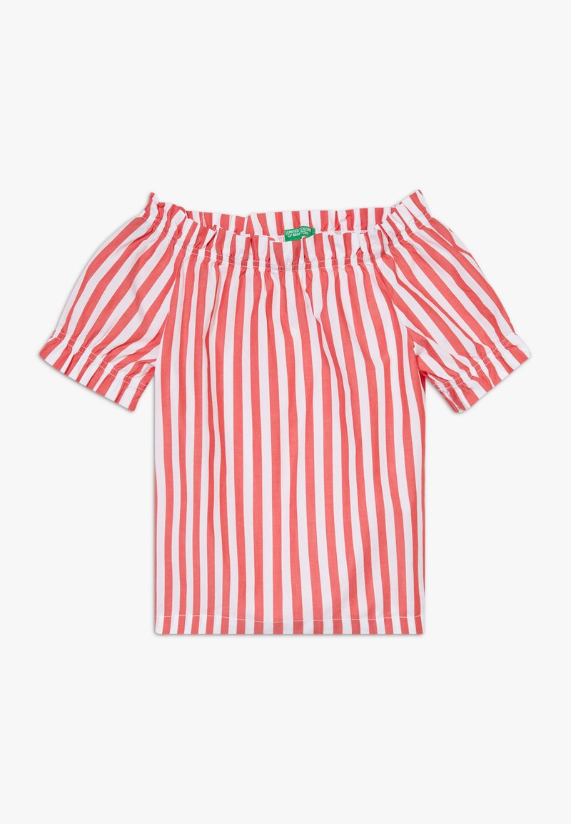 Benetton - Blouse - red
