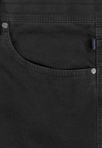 Brühl - MIT SPEZIAL-SCHMIRGEL - Slim fit jeans - anthrazit - 4