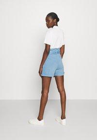 LTB - DORLA - Shorts - bonnie blue wash - 2