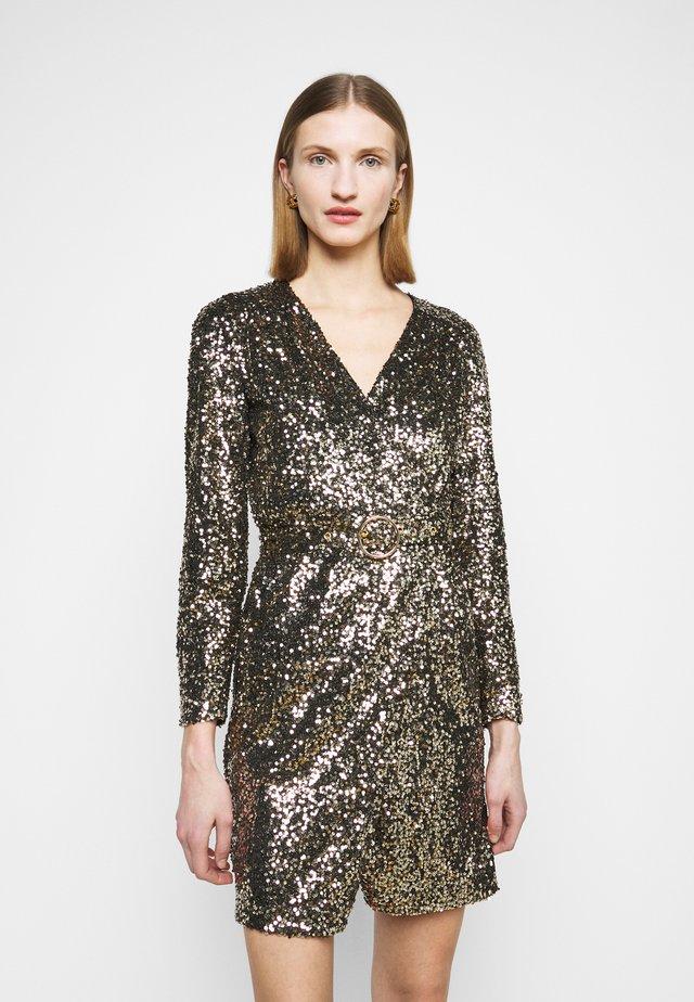 OTTAVIANO DRESS - Sukienka koktajlowa - oro nero