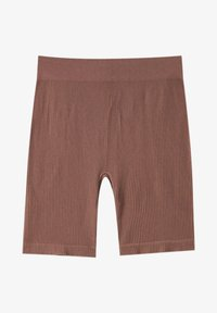 PULL&BEAR - Shorts - dark brown - 5