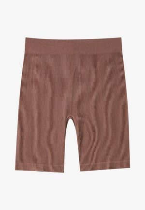 Shorts - dark brown