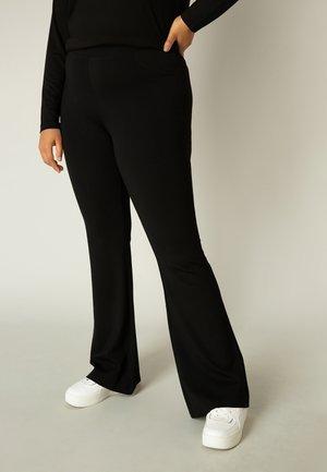 ALLIE - Leggings - Trousers - black