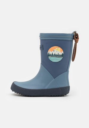 FASHION UNISEX - Wellies - blue