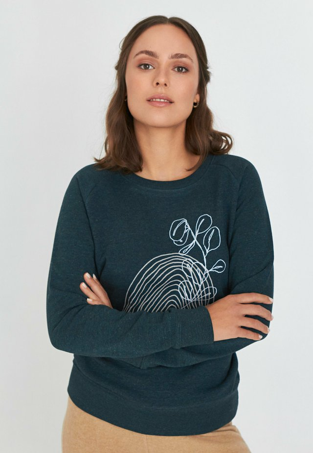 INNER GROWTH - Sweater - dark green