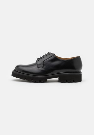 MELVIN - Derbies - black