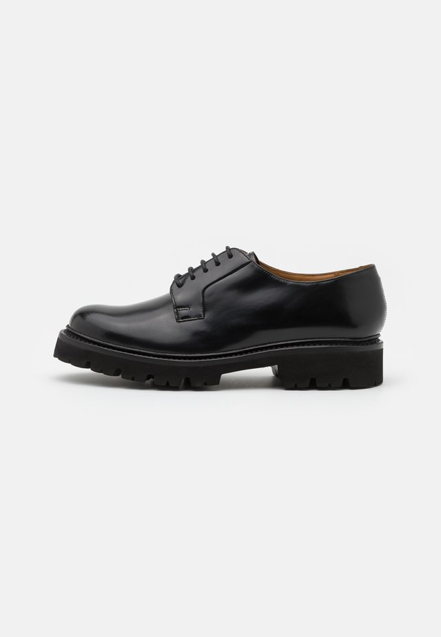 MELVIN - Lace-ups - black