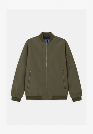 Bomber bunda - dusty olive