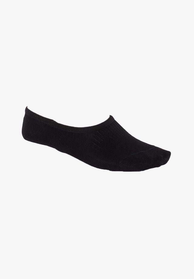 Trainer socks - schwarz