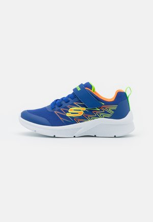 MICROSPEC - Trainers - blue/orange/lime