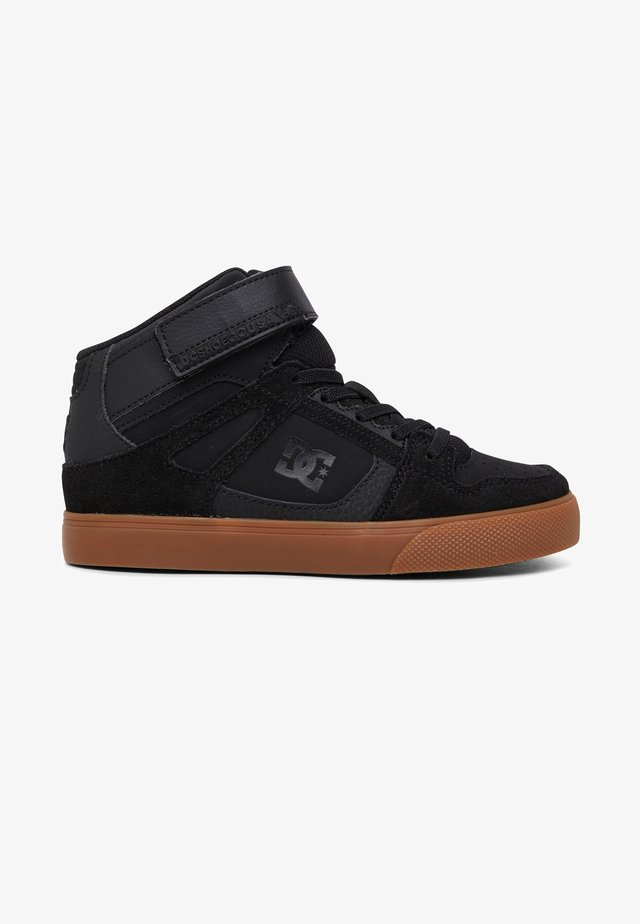 Baskets basses - black/gum