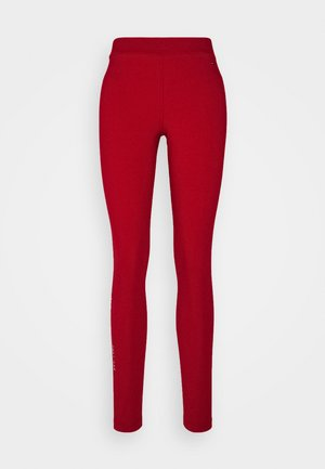 LOGO - Leggings - Trousers - primary red