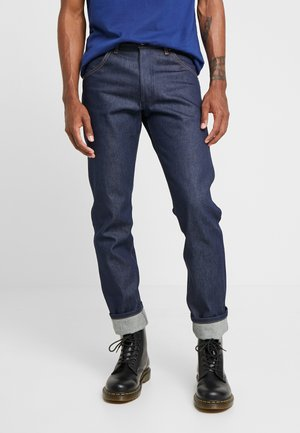 11MWZ - Jean droit - dark blue