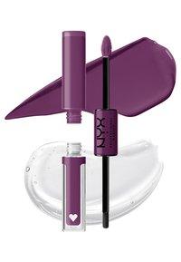 Nyx Professional Makeup - SHINE LOUD HIGH PIGMENT LIP SHINE - Lip gloss - shake things up - 2