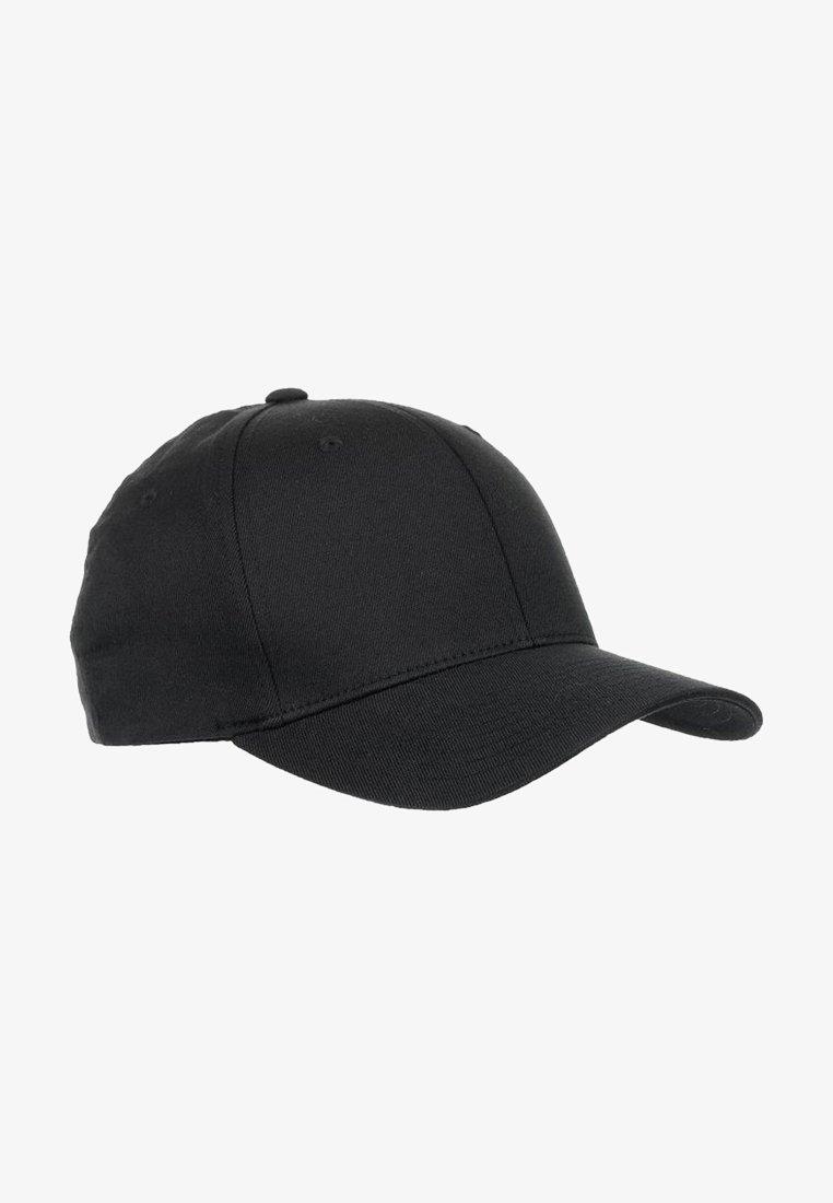 Flexfit - COMBED - Cap - black
