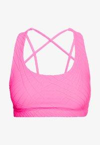 Onzie - MUDRA BRA - Sports bra - neon pink selenite - 3