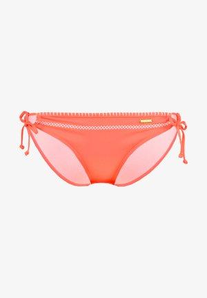 PANTS LOOP - Bikini bottoms - lobster