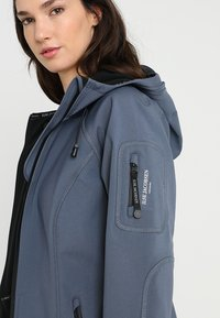 Ilse Jacobsen - FUNCTIONAL RAINCOAT - Parka - blue grayness - 6