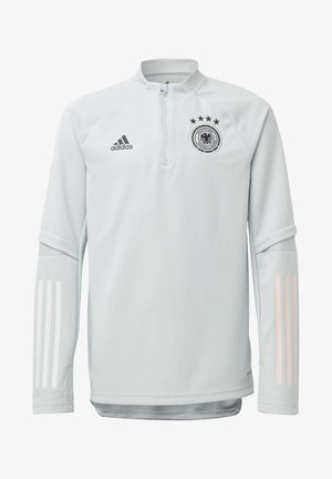 GERMANY TRAINING TOP - National team wear - grey